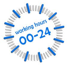 standard working hours Standard working hours - how many hours a week should an it contractors expect to work and what does the daily rate mean in terms of hours.